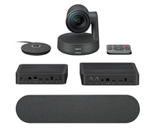 Logitech RALLY Ultra HD ConferenceCam System With Automatic Camera Control